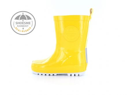 ShoesMe WELLIES with fleece sock (Yellow)